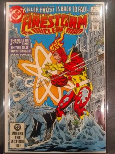 The Fury of Firestorm #3 (1982)