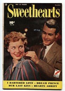 SWEETHEARTS #82 1949-PHOTO COVER-FAWCETT-CAPT MARVEL FN+