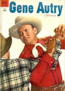 Gene Autry Comics (1946 series) #100, Good (Stock photo)