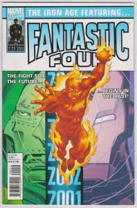The Iron Age #2 Featuring Fantastic Four (VF-NM)