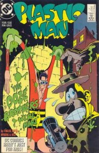Plastic Man (3rd Series) #2 VF; DC | save on shipping - details inside