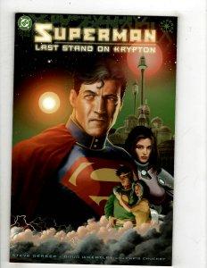 Superman: Last Stand on Krypton #1 (2003) OF16