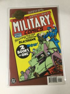 Military Comics 1 Millennium Edition Nm Near Mint DC