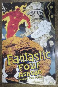 FANTASTIC FOUR ASHCAN EDITION! (Marvel, 1994) WHOLESALE LOT (x3)