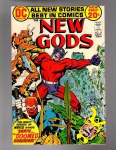 NEW GODS 10 VERY FINE  August/September 1972