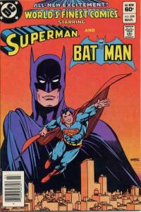 World's Finest Comics #289, VF+ (Stock photo)
