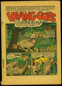 Panic #8  1955- EC Comics- Edler- Wood- Davis- Reading Copy