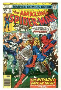 Amazing Spiderman 174   Punisher