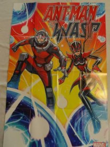 ANTMAN AND THE WASP Promo Poster, 24 x 36, 2018, MARVEL, Unused more in our stor