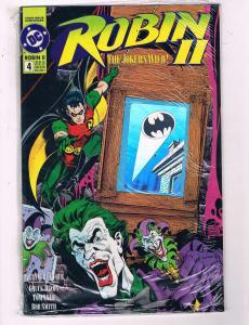 Robin 2 #4 VF DC Comics Comic Book Dixon Batman Joker DE19