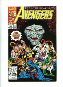 Avengers 352 NM+ 9.6 Marvel Uncertified 1992 FREE SHIP