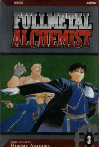 Full Metal Alchemist #3 (2nd) VF/NM; Viz | save on shipping - details inside