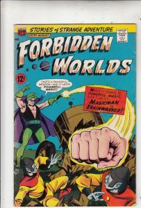 Forbidden Worlds #137 (Aug-66) FN- Mid-Grade Magicman