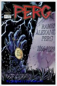 PERG #4, VF/NM, 1st Hellina, Lightning, Zyskowski,1994, more indies in store