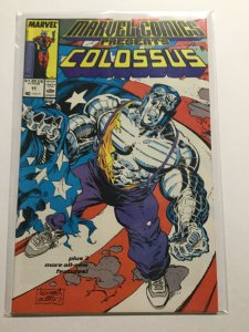Marvel Comics Presents 11 Near Mint Nm Colossus Marvel