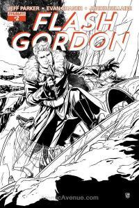 Flash Gordon (Dynamite) #2C VF/NM; Dynamite | save on shipping - details inside