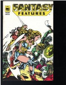 Fantasy Features #2 (AC Comics, 1987)