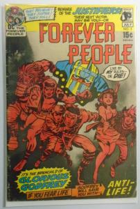 Forever People (1st Series) #3 Jack Kirby 2.5 (1971)
