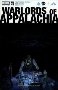 Warlords of Appalachia #2 VF/NM; Boom! | save on shipping - details inside