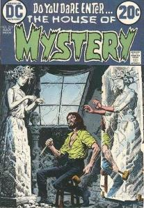House of Mystery (1951 series) #215, VG (Stock photo)