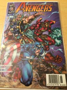 The Avengers #8 Heroes Reborn