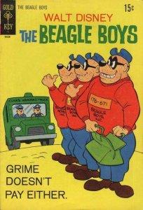 Beagle Boys #11, Fine+ (Stock photo)
