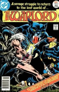Warlord (1976 series) #6, VF- (Stock photo)