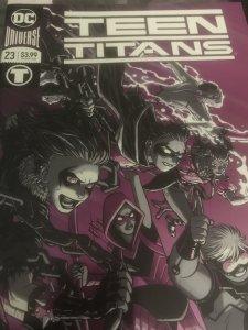 DC Teen Titans #23 Mint