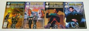 Star Trek: Deep Space Nine - the Maquis #1-3 VF/NM complete series + variant