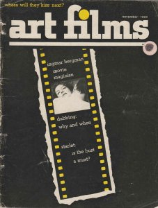 Art Films #3 FAIR; SMP   low grade comic - save on shipping - details inside