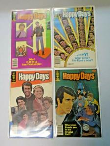 Happy Days run #2 to #5 all 4 different books average 6.0 FN (1979)