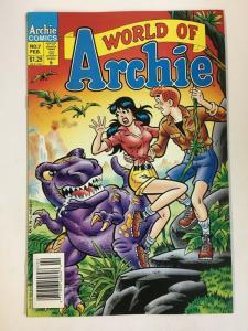 WORLD OF ARCHIE (1992)7 VF-NM Feb 1994 COMICS BOOK
