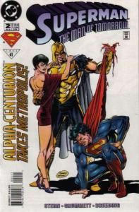 Superman: The Man of Tomorrow #2, NM (Stock photo)