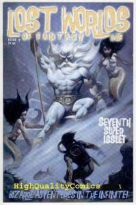 LOST WORLDS OF FANTASY & Sci-Fi #7, Mike Hoffman, NM+, more indies in store