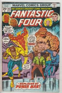Fantastic Four Double Cover #164 (Nov-75) VF High-Grade Fantastic Four, Mr. F...