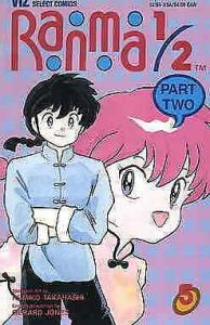 Ranma 1/2 Part 2 #5 VF/NM; Viz | save on shipping - details inside