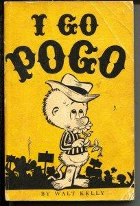 I Go POGO-Walt Kelly-Paperback-G