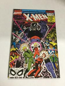 Uncanny X-Men Annual 14 Nm Near Mint First Gambit In Cameo Marvel