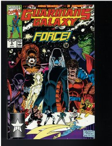 Guardians of the Galaxy #5 (1990)