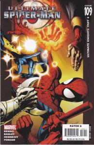 Ultimate Spider-Man #109