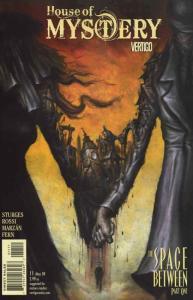House of Mystery (2nd Series) #11 VF/NM; DC/Vertigo | save on shipping - details