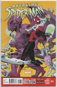 Avenging Spider-Man   # 17 NM FF