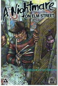 NIGHTMARE on ELM STREET Special #1, Avatar, Wrap, NM+
