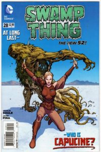 SWAMP THING #28 (NM) No Resv! 1¢ Auction! See More!!!
