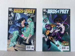 Birds of Prey #93 and 94 (2006) Unlimited Combined Shipping