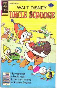Uncle Scrooge, Walt Disney #145 (Oct-77) VG/FN Mid-Grade Uncle Scrooge