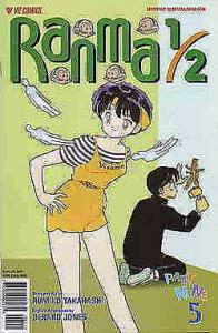 Ranma 1/2 Part 9 #5 FN; Viz | save on shipping - details inside