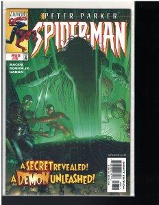 Peter Parker: Spider-man #8 (Marvel, 1999)