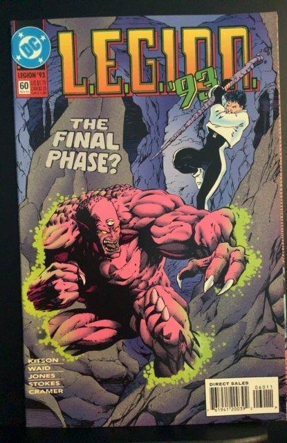 L.E.G.I.O.N. #60 (1993)