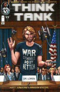 Think Tank #8 VF/NM; Image | save on shipping - details inside